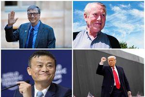 Khối tài sản của các tỷ phú từng ghé thăm Việt Nam