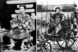 Vị hoàng đế triều Nguyễn lên ngôi 8 tháng là ai ?