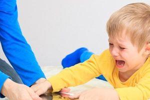 Ngăn chặn xu hướng bạo lực do ăn vạ ở trẻ