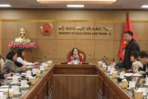 Bộ GD&ĐT gặp mặt, tôn vinh những nhà tài trợ đồng hành cùng ngành GD