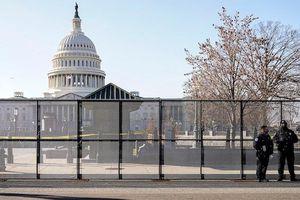 Thủ đô Washington 'căng mình' trước thềm lễ nhậm chức của Tổng thống đắc cử Joe Biden