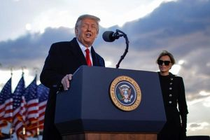 Tiết lộ việc ông Trump từ chối phát biểu theo kịch bản chuẩn bị sẵn trước khi rời Nhà Trắng