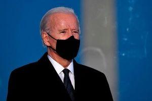 Trước lễ nhậm chức, Tổng thống Mỹ đắc cử Joe Biden chủ trì lễ tưởng niệm các nạn nhân Covid-19