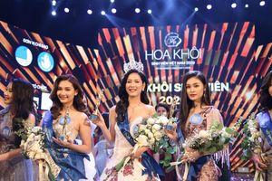 Nữ sinh viên ĐH Nam Cần Thơ đăng quang Hoa khôi Sinh viên Việt Nam 2020