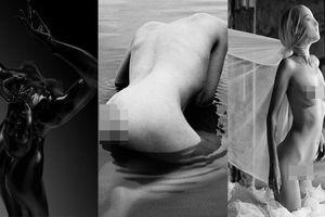 Những bức ảnh khỏa thân đen – trắng đẹp nhất năm 2020