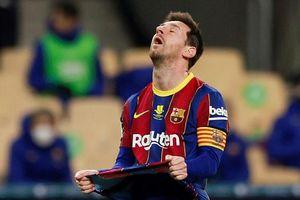 Messi nhận án phạt nhẹ, Barcelona vẫn một mực kháng cáo