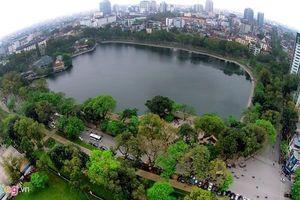 Bí thư Hà Nội: Nghiên cứu tổ chức phố đi bộ khu vực hồ Thiền Quang