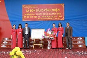 Thành phố Hà Giang sẽ xử lý kỉ luật Hiệu trưởng trường Minh Khai đúng quy định
