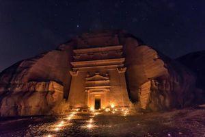 Thành phố Hegra của Ả Rập Saudi cổ đại mở cửa công khai sau 2.000 năm