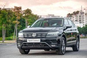 Volkswagen Việt Nam ra mắt phiên bản Tiguan 2021 với quà tặng hấp dẫn