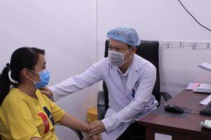 Người thắp tia sáng hi vọng cho bệnh nhân ung bướu