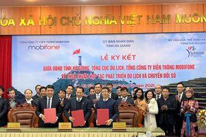 Phát triển du lịch Hà Giang thông qua chuyển đổi số và du lịch thông minh