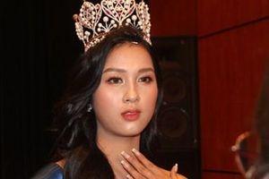 Nữ sinh Cần Thơ giành ngôi vị cao nhất Hoa khôi Sinh viên Việt Nam 2020