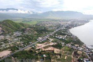 Trải thảm mời gọi đầu tư vào khu vực kinh tế Bắc Vân Phong