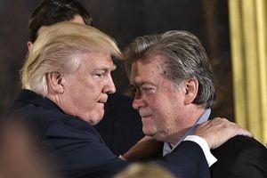 Tổng thống Mỹ Donald Trump ân xá cựu cố vấn Steve Bannon