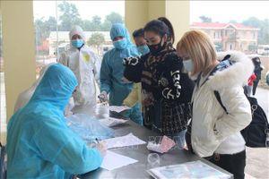 Thái Nguyên hoàn thành cách ly 192 công dân trở về từ nước ngoài