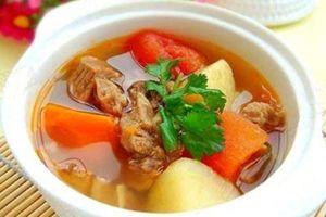 Cách nấu canh xương khoai tây thơm ngon, bổ dưỡng và chuẩn vị nhất