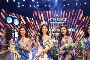 Nữ sinh trường Đại học Nam Cần Thơ đăng quang Hoa khôi Sinh viên Việt Nam 2020
