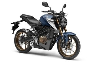 Honda CB125R 2021: Mẫu naked bike 'nhỏ nhưng có võ'