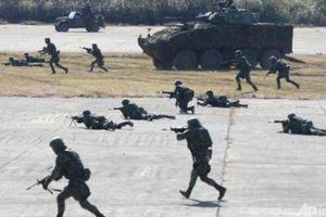 Đài Loan phô diễn lực lượng, quyết không nao núng trước Trung Quốc đại lục