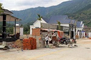 Khẩn trương hoàn thiện các khu TĐC dự án cao tốc Bắc - Nam qua Khánh Hòa