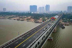 Túc trực 24/7 kiểm tra tải trọng xe bảo vệ Thăng Long