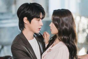 Loạt ảnh 'cẩu lương' ngọt ngào của nữ chính True Beauty và nam thần Hwang In Yeop