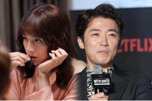 Tài tử Ahn Jae Wook 'bấn loạn' đến giật mình với ngoại hình giả gái của Ngô Kiến Huy trong 'Em là của em'