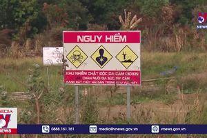 Kết quả xử lý dioxin sân bay Biên Hòa