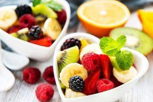Thực đơn ăn kiêng bằng trái cây cho chị em xinh tươi đón Tết