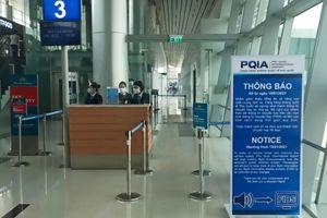 Vietnam Airlines hỗ trợ hành khách khi ngưng phát thanh tại sân bay Phú Quốc