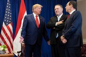 Iran áp lệnh trừng phạt ông Trump cùng 9 đồng minh