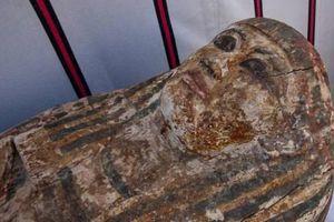 Giải mã bí ẩn xác ướp 3.000 năm tuổi được khai quật trong ngôi đền cổ