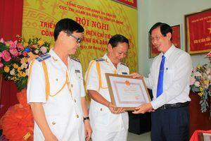Cục Thi hành án dân sự tỉnh An Giang hoàn thành xuất sắc chỉ tiêu nhiệm vụ được giao