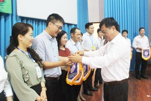 111 dự án tham dự cuộc thi KH-KT cấp tỉnh dành cho HS trung học