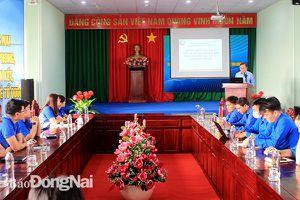 Quán triệt Nghị quyết Đại hội Đảng bộ tỉnh lần thứ XI cho cán bộ Đoàn, Hội, Đội chủ chốt