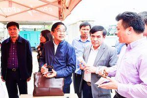 Đoàn công tác Ủy ban Kinh tế của Quốc hội: Giám sát hoạt động các trạm BOT trên địa bàn tỉnh