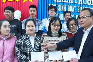 Những gương mặt học sinh giỏi Quốc gia