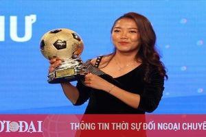 Quả bóng vàng nữ Việt Nam 2020 lỡ kế hoạch sang châu Âu thi đấu