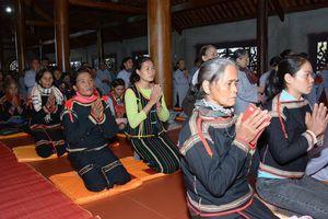 Phật tử chùa An Hòa tu tỉnh thức, kính mừng Đức Phật thành đạo