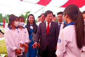 Vĩnh Phúc dẫn đầu cả nước về chất lượng thi học sinh giỏi quốc gia