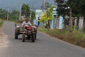 Phát triển hạ tầng vùng nông thôn phải dựa vào sức dân