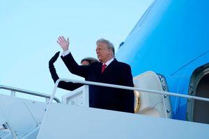 Chia tay Nhà Trắng, Trump chúc chính quyền mới thành công và hứa 'sẽ quay lại'