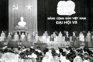 Đại hội đại biểu toàn quốc lần thứ VII: Gắn phát triển kinh tế - xã hội với ổn định chính trị