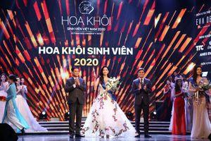 Lê Thị Tường Vy đoạt danh hiệu Hoa khôi Sinh viên Việt Nam 2020