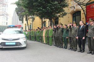 Bảo đảm tuyệt đối an ninh, an toàn Đại hội đại biểu toàn quốc lần thứ XIII của Đảng