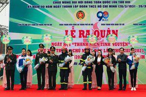 Nhiều hoạt động hưởng ứng Ngày hội ''Thanh niên tình nguyện''