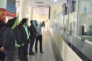 Khảo sát công tác bảo đảm an toàn giao thông tại bến xe Yên Nghĩa