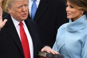 Ông Trump chính thức nói lời chia tay người dân Mỹ, gửi lời chúc mừng chính quyền mời