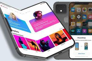 Rò rỉ thông tin Apple đang phát triển một phiên bản thử nghiệm của iPhone màn hình gập